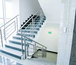 commercial railing central il
