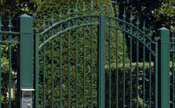 residential gates and operators central il
