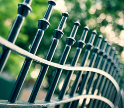 ornamental fencing central il