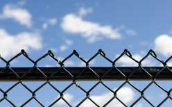 Photo of Commercial & Residential Chainlink Fence Champaign, IL